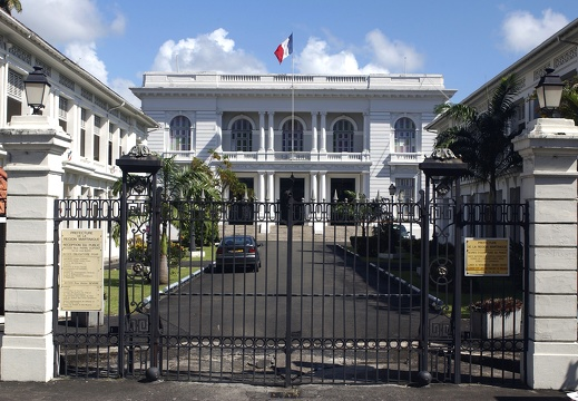 Préfecture de la Martinique à Fort-de-France